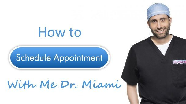 Dr. Miami Book Appointment